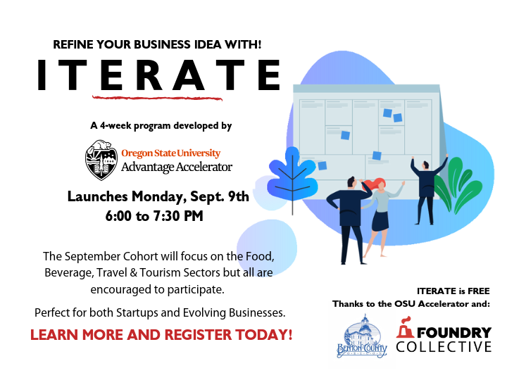 Iterate: Food & Beverage Sector WEEK 4