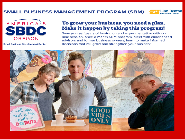 LBBC Small Business Management Program (SBM)