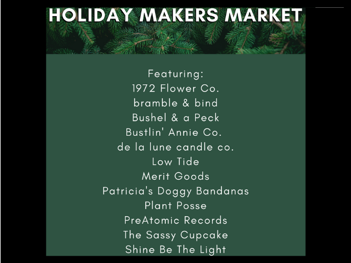 Tried & True Holiday Makers Market