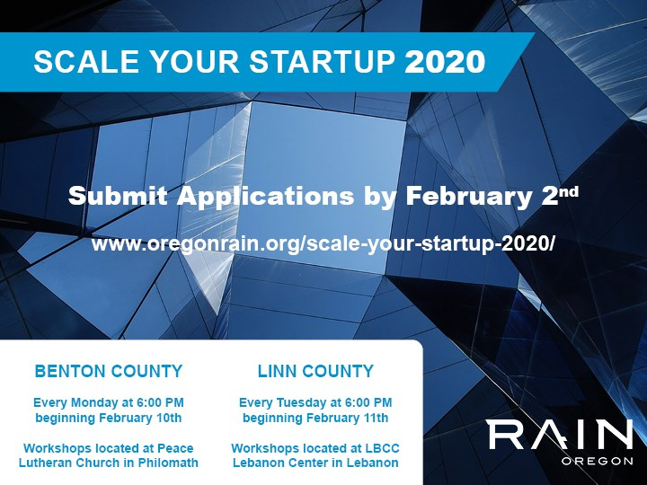 Scale Your Startup! Application Open Call