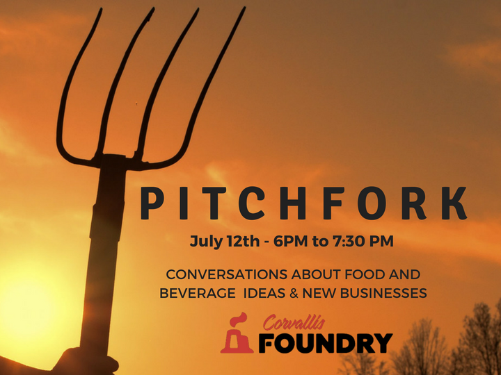 PitchFork - Exploring the Region's Startup Food and Beverage Ideas