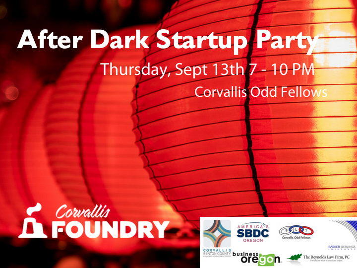 After Dark Startup Party
