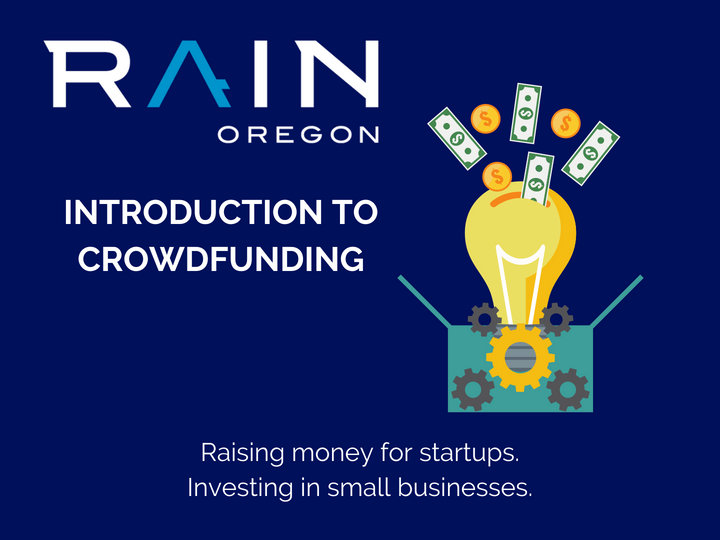 Introduction to Crowdfunding - Monroe