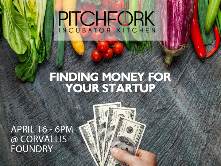 Pitchfork - Food and Beverage on Tap - Finding Funding